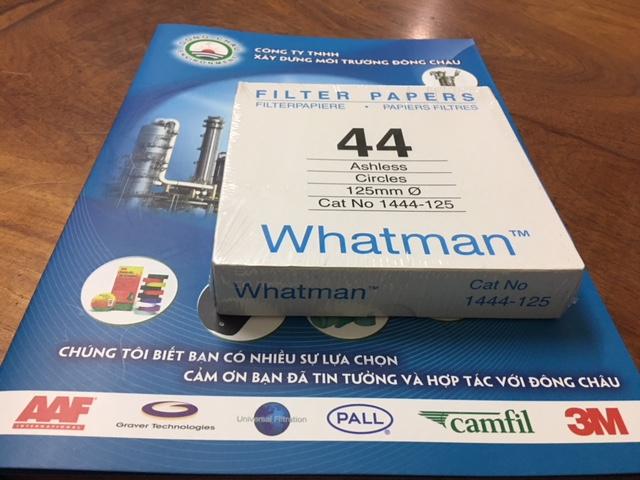 Giấy Lọc Whatman 1444 -125