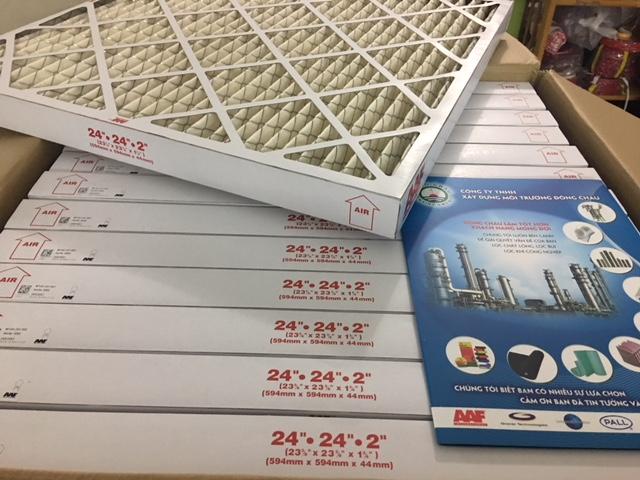 Khung lọc thô G4 giấy AAF 24x24x2 inch
