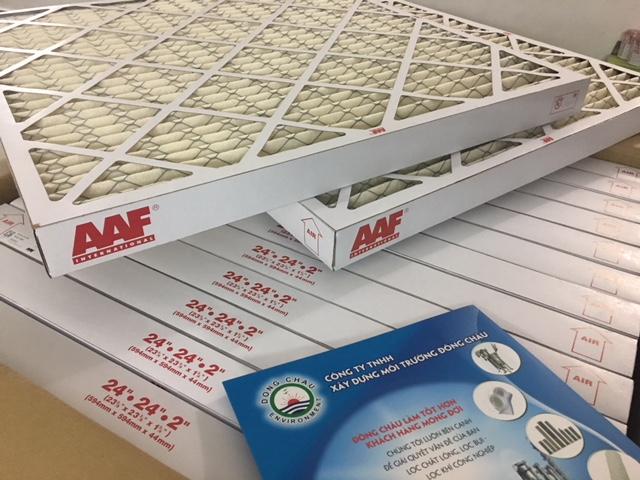 Khung lọc khí Thô AAF khung giấy