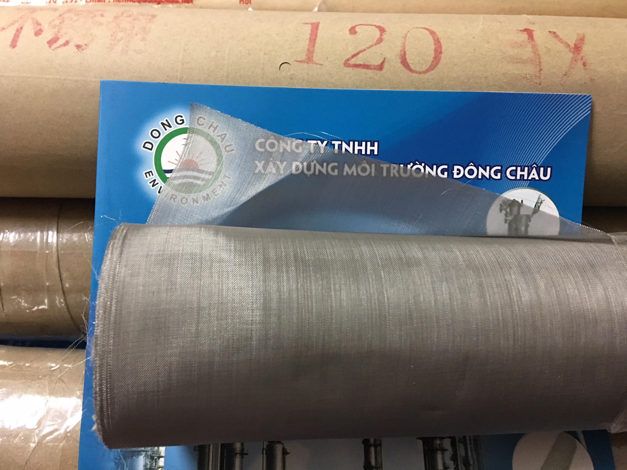 Lưới lọc inox 120 mesh inox 304