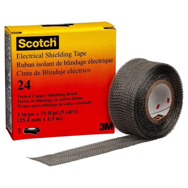 Băng keo lưới đồng bảo vệ mối nối điện 3M scotch 24