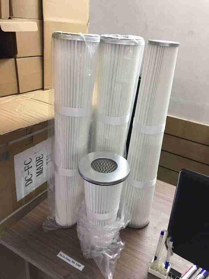 Lõi lọc bụi khí giấy nhựa