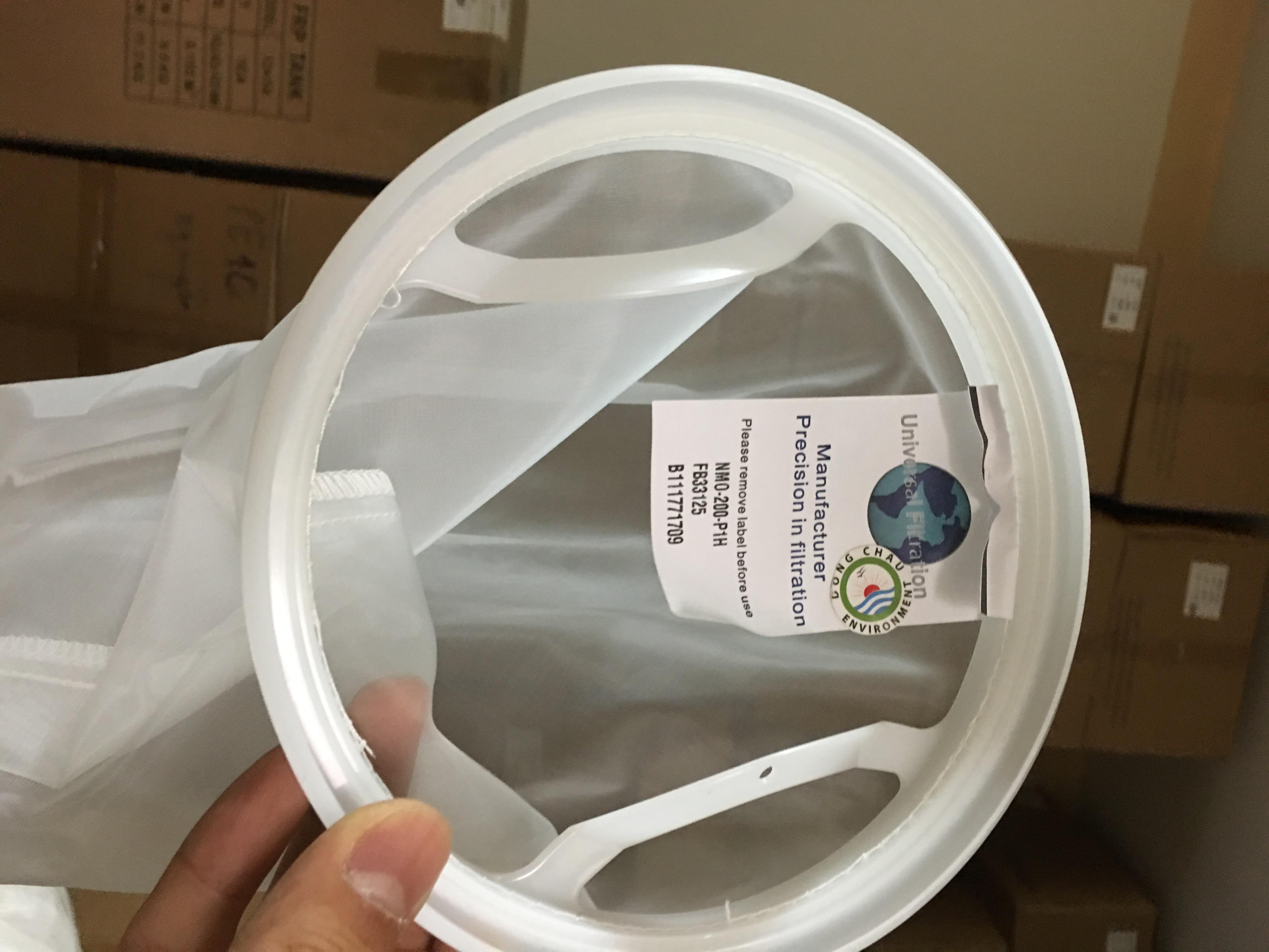 Túi lọc NMO 200 micron size 1