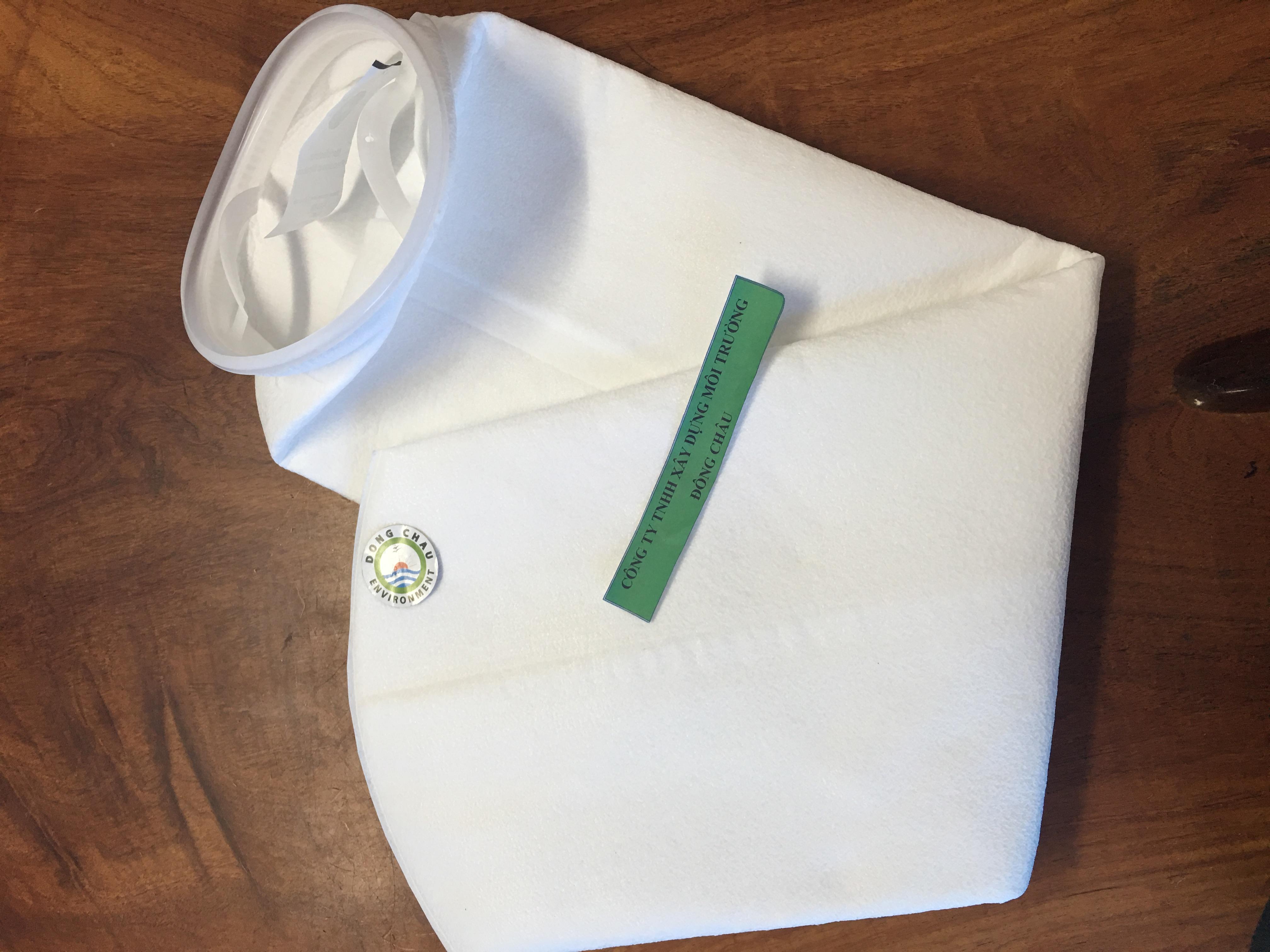 túi lọc chất lỏng chịu nhiệt PE