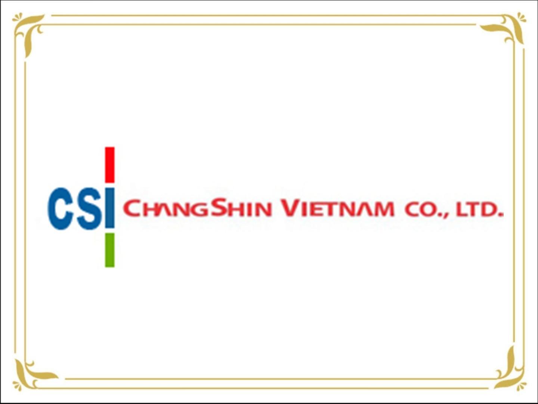 CHANG SHIN VIETNAM CO., LTD