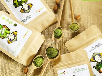 Detoxify And Protect The Body With Natural Foods – Green Vegetable Powders