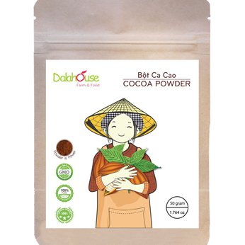 BỘT CACAO 50gr/150gr