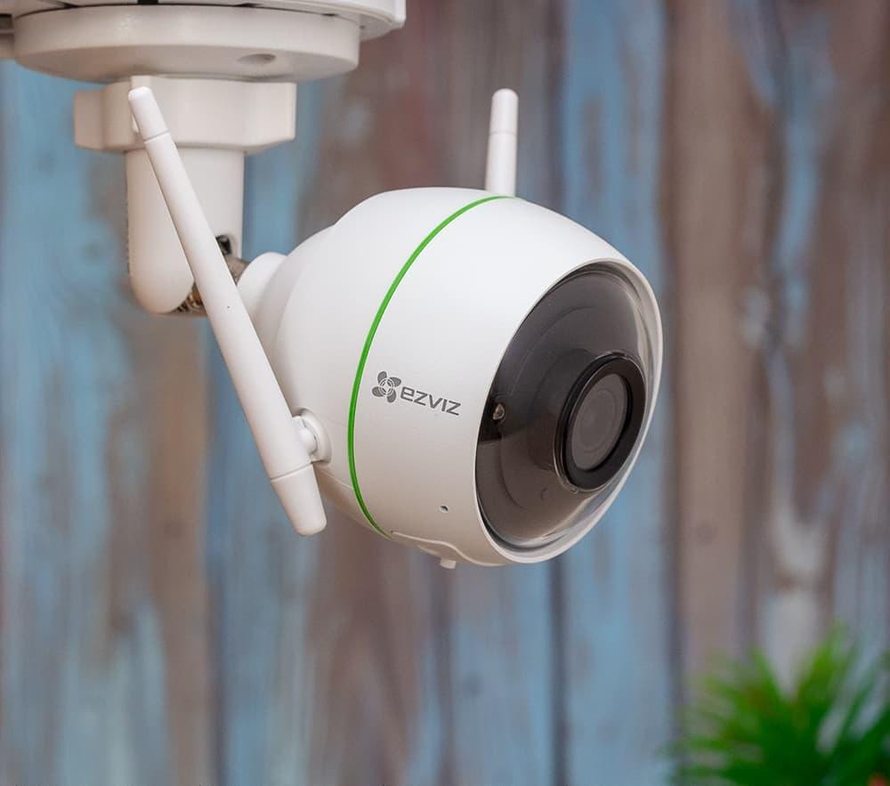 Dịch vụ lắp đặt Camera Wifi Ezvik C3WN