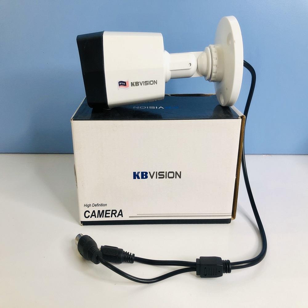 Camera Trọn Gói 8 Camera KBVISION 1mp
