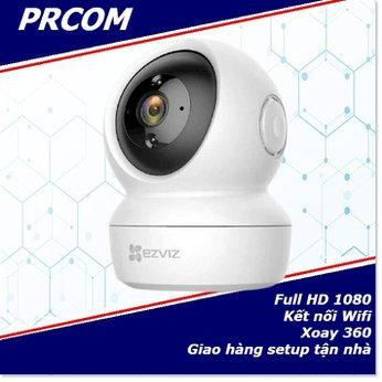 Lắp đặt Camera Wifi Ezvik C6N