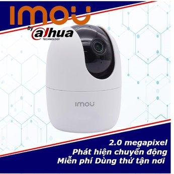 Lắp Đặt Camera Wifi Trong Nhà IMOU RANGER 2 (A22EP) 2.0mp