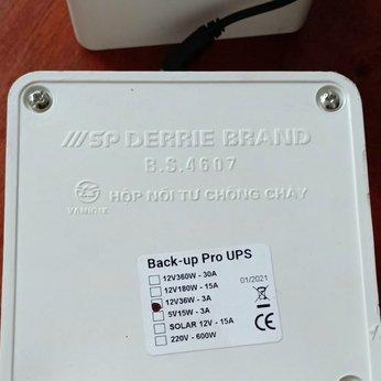 Pin lưu điện cho CAMERA IP WIFI