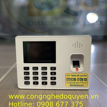 Máy chấm công Ronald Jack TX300 [New 2021 All in One SALE OFF]