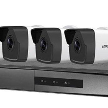 Bộ Kit camera IP HIKVISION NK42E0H-L