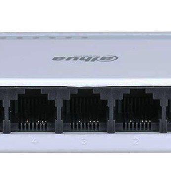 5-Port 10/100Mbps Switch DAHUA DH-PFS3005-5ET-L