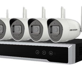 Bộ Kit camera IP Wifi HIKVISION NK42W0H(D)