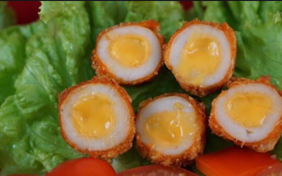Hải Sản Tẩm Bột Ô-Ngon (Hải Sản Sốt Mayonnaise)