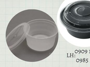 Tô nhựa có nắp dùng 1 lần –  giá sỉ tô nhựa rẻ nhất TP.HCM