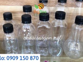 Đại lý phân phối chai nhựa giá sỉ tại Tp.HCM