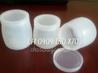 Đại lý bỏ sỉ hũ nhựa đựng sữa chua 90ml, 100ml, 120ml, 140ml, 160ml