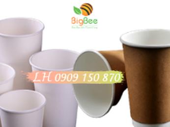 Ly giấy – cốc giấy giá rẻ siêu tốt tại Tp.HCM