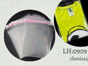 Túi dán miệng đựng quần áo giá sỉ rẻ TP.HCM
