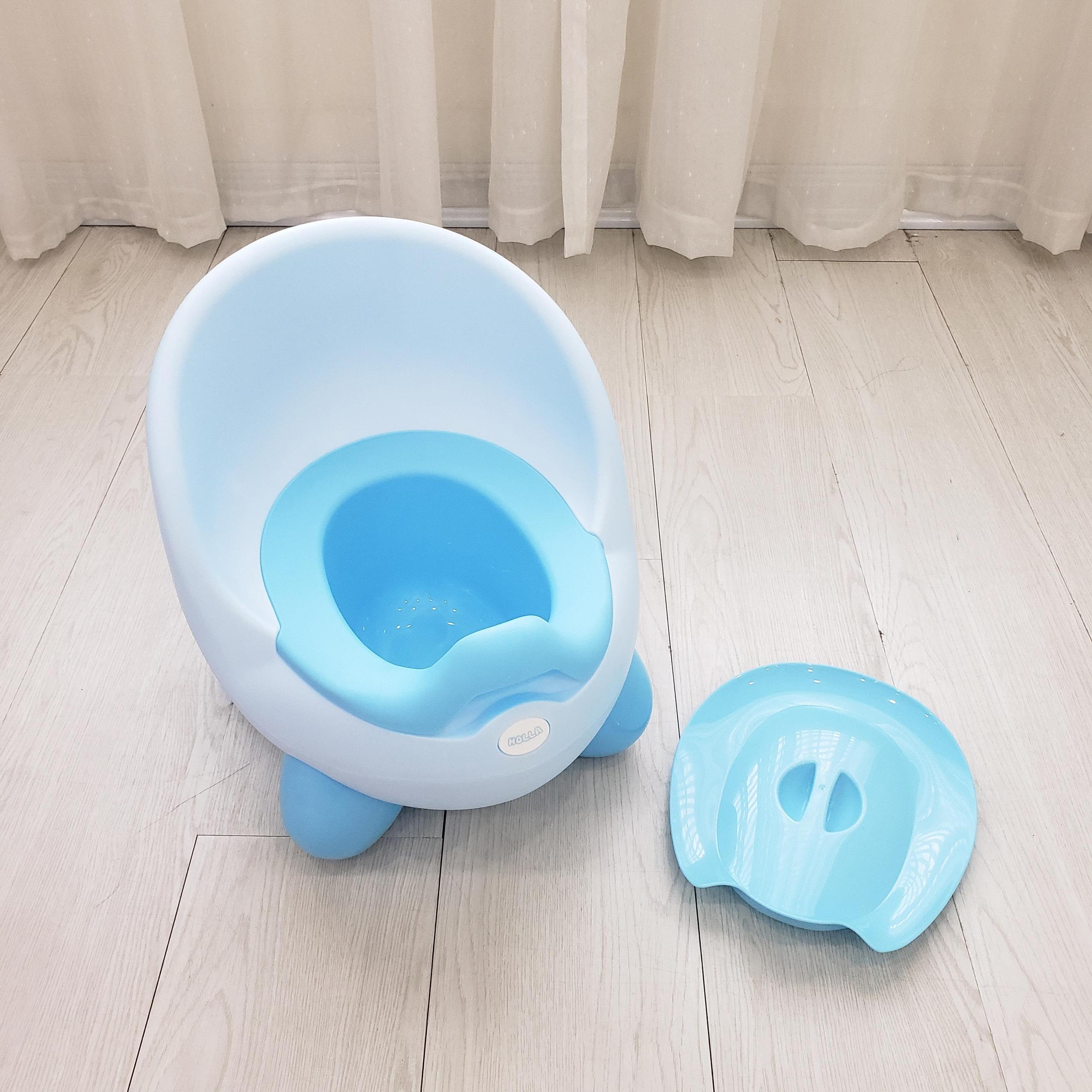 Bô Kiu Kiu Holla - Sản phẩm siêu cute giúp bé đi vệ sinh khoa học