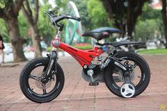 Xe đạp trẻ Em LanQ cao cấp - giúp bé yêu vận động thể thao và tránh xa tivi, điện thoại