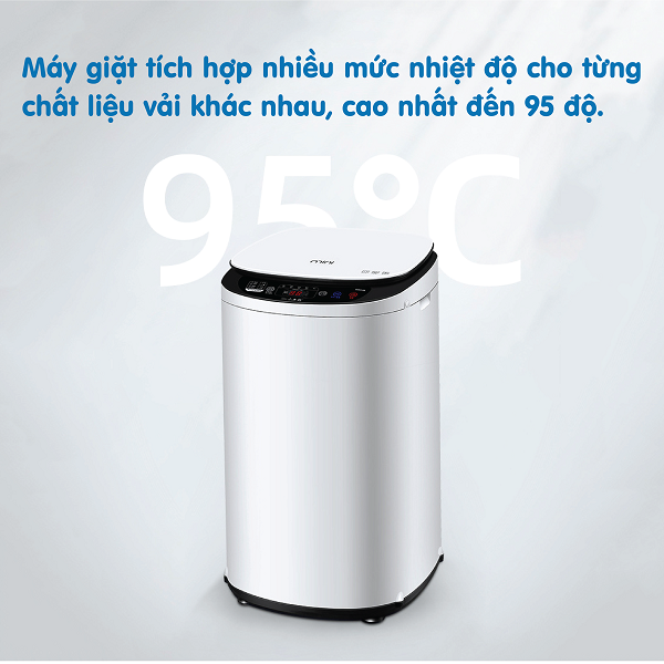 Máy giặt Mini Doux - Sản phẩm công nghệ siêu tiết kiệm và an toàn