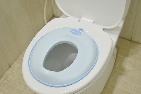 Nắp thu nhỏ bồn cầu - giúp bé đi vệ sinh đúng cách và dễ dàng - BTshop