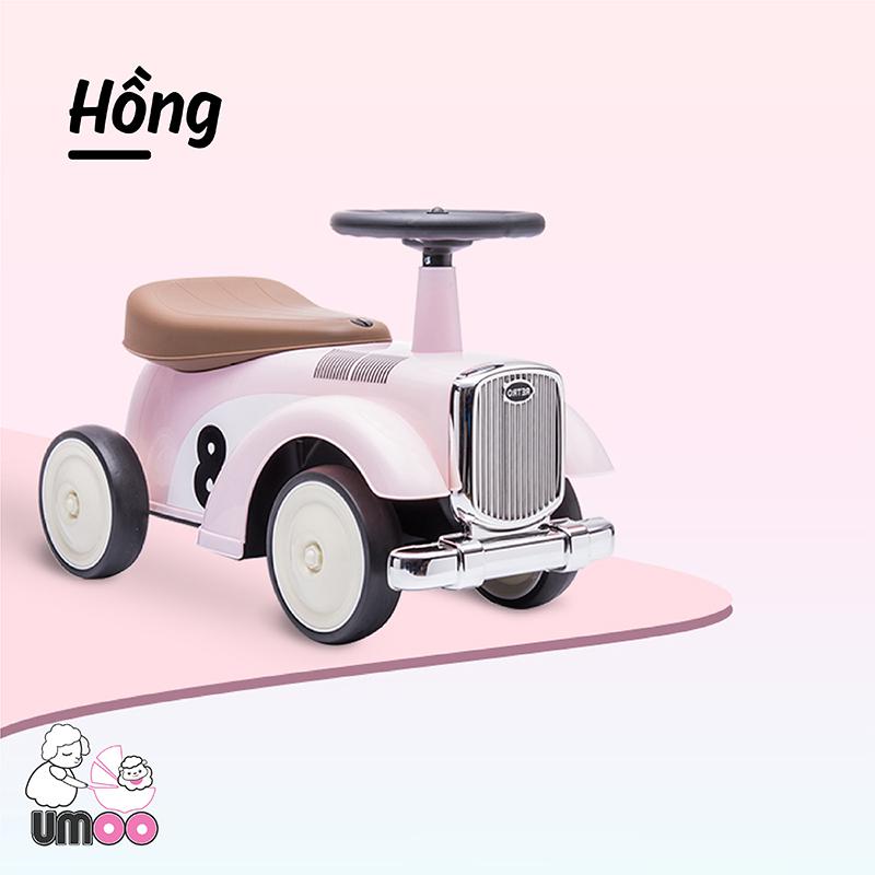 Xe chòi chân ô tô Umoo - tuyệt phẩm cho bé yêu 2021?