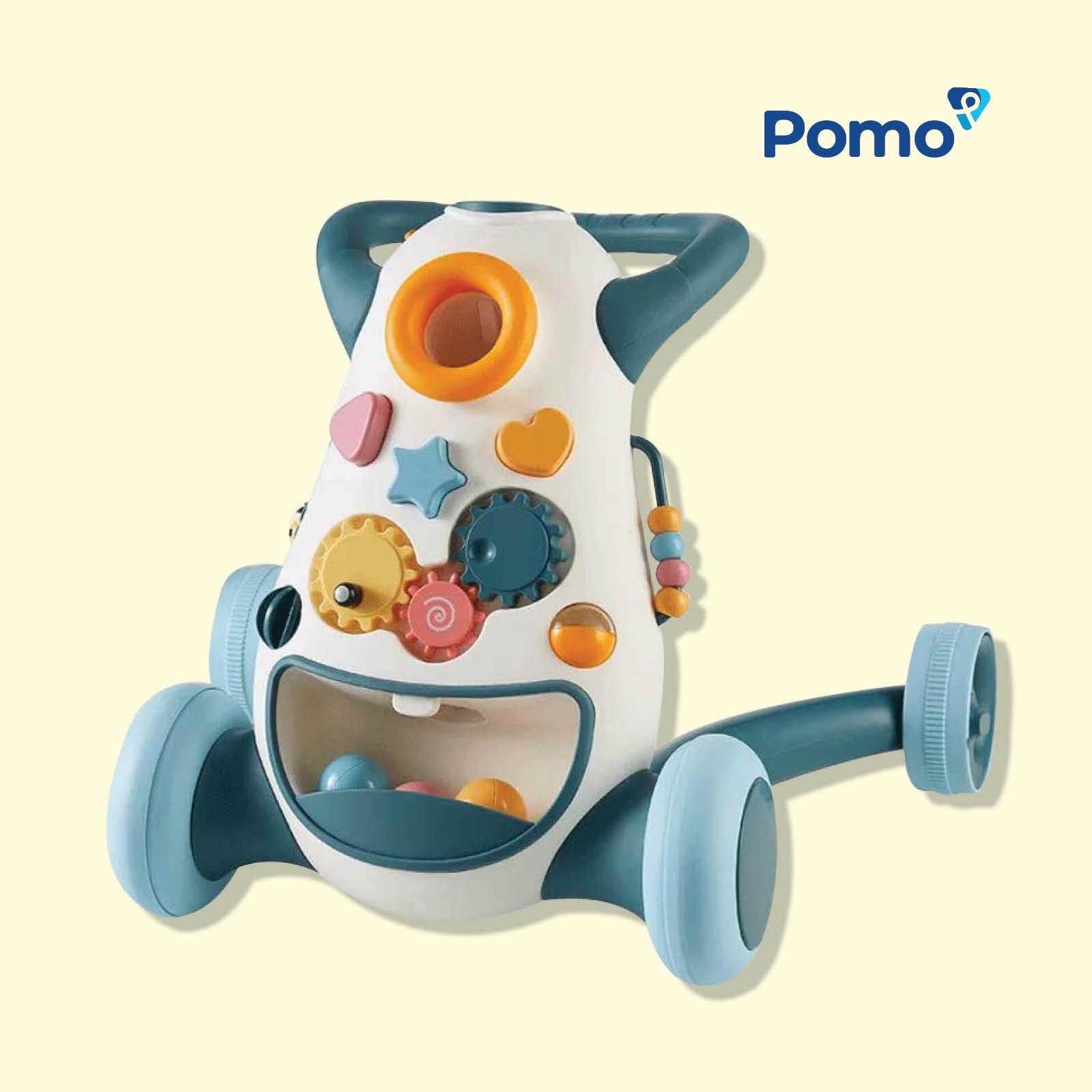Xe tập đi Holla cao cấp vừa tập đi cho bé vừa làm đồ chơi thông minh