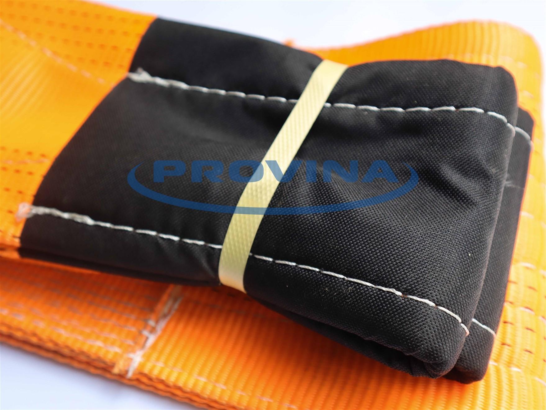 Cáp vải cẩu hàng 10 tấn giá rẻ nhất thị trường