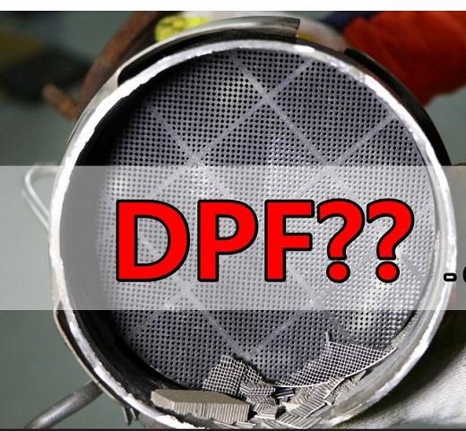Công nghệ loại bỏ chất độc trong khí thải động cơ diesel