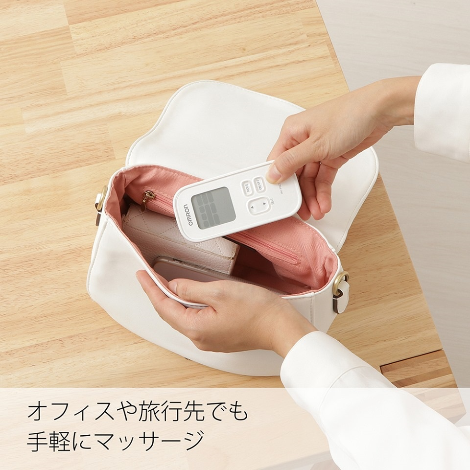 Máy massage xung điện tần số thấp nội địa Nhậtdành cho gia đình OMRON model HV-F021