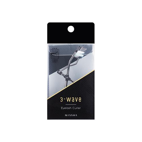 Bấm mi cong tự nhiên Missha 3 - Wave Eyelash Curler
