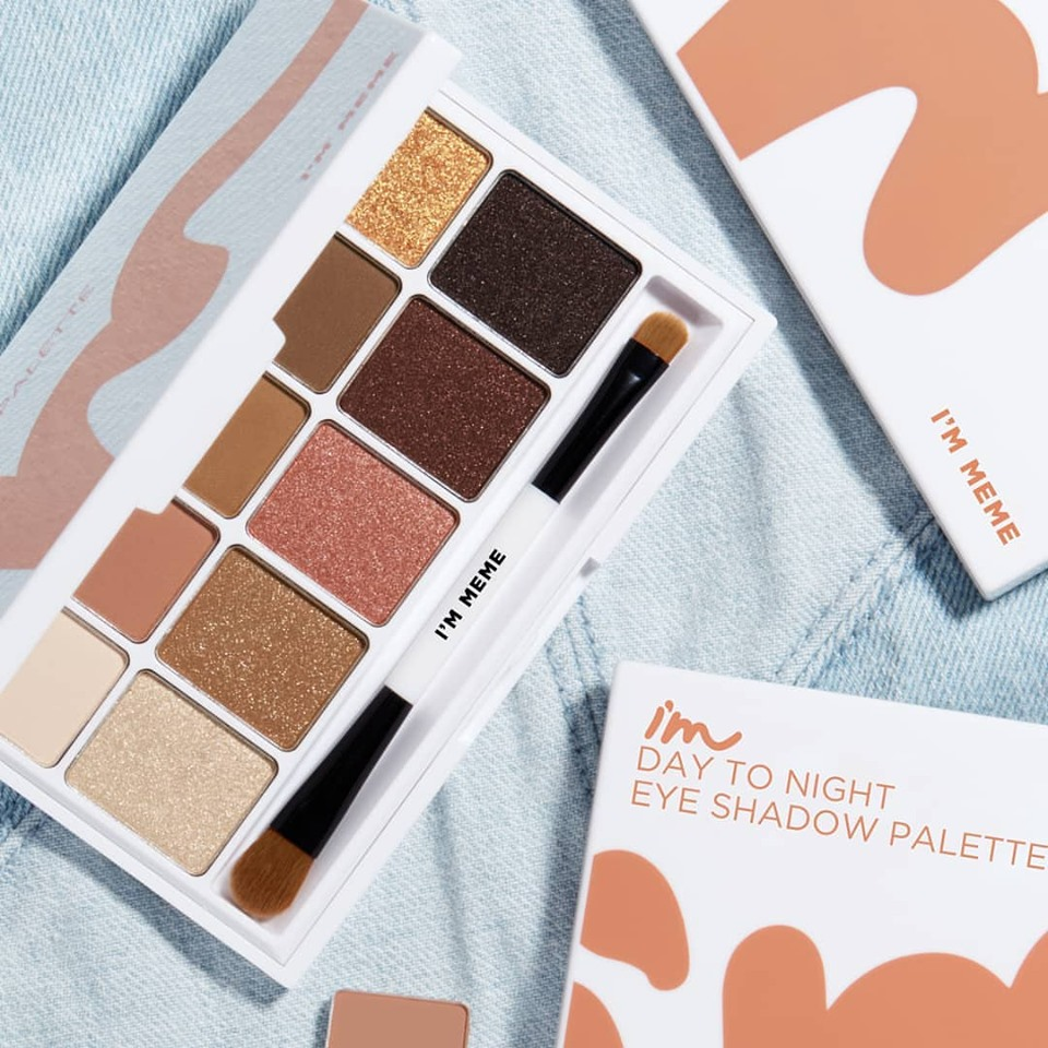 Bảng màu mắt I'm Meme Day To Night Eye Shadow Palette