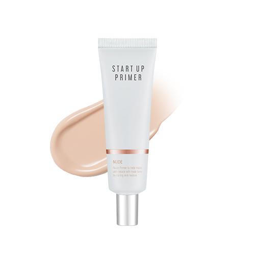 Kem lót kiềm dầu làm trắng da và cải thiện nếp nhănApieu Start Up Primer
