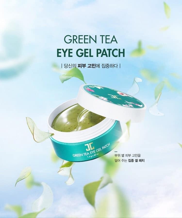Mặt nạ dưỡng vùng mắt JayJun Eye Gel Patch Hydroge