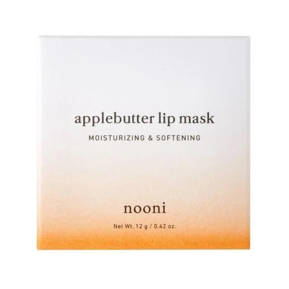 Mặt nạ ngủ cho môi MemeboxNooni Applebutter Lip Mask