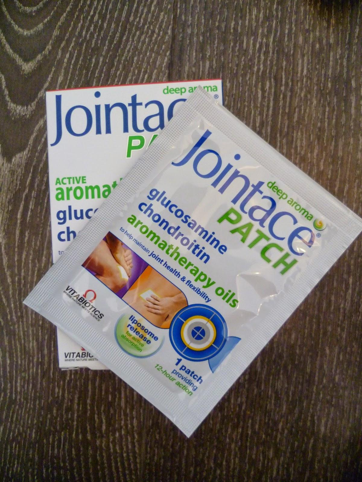Miếng dán giảm đau cơJointace Deep Aroma Patch
