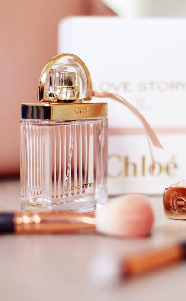 Nước hoa đầy chất lãng mạn Paris Pháp Chloe Love Story Eau Sensuelle 75 ml