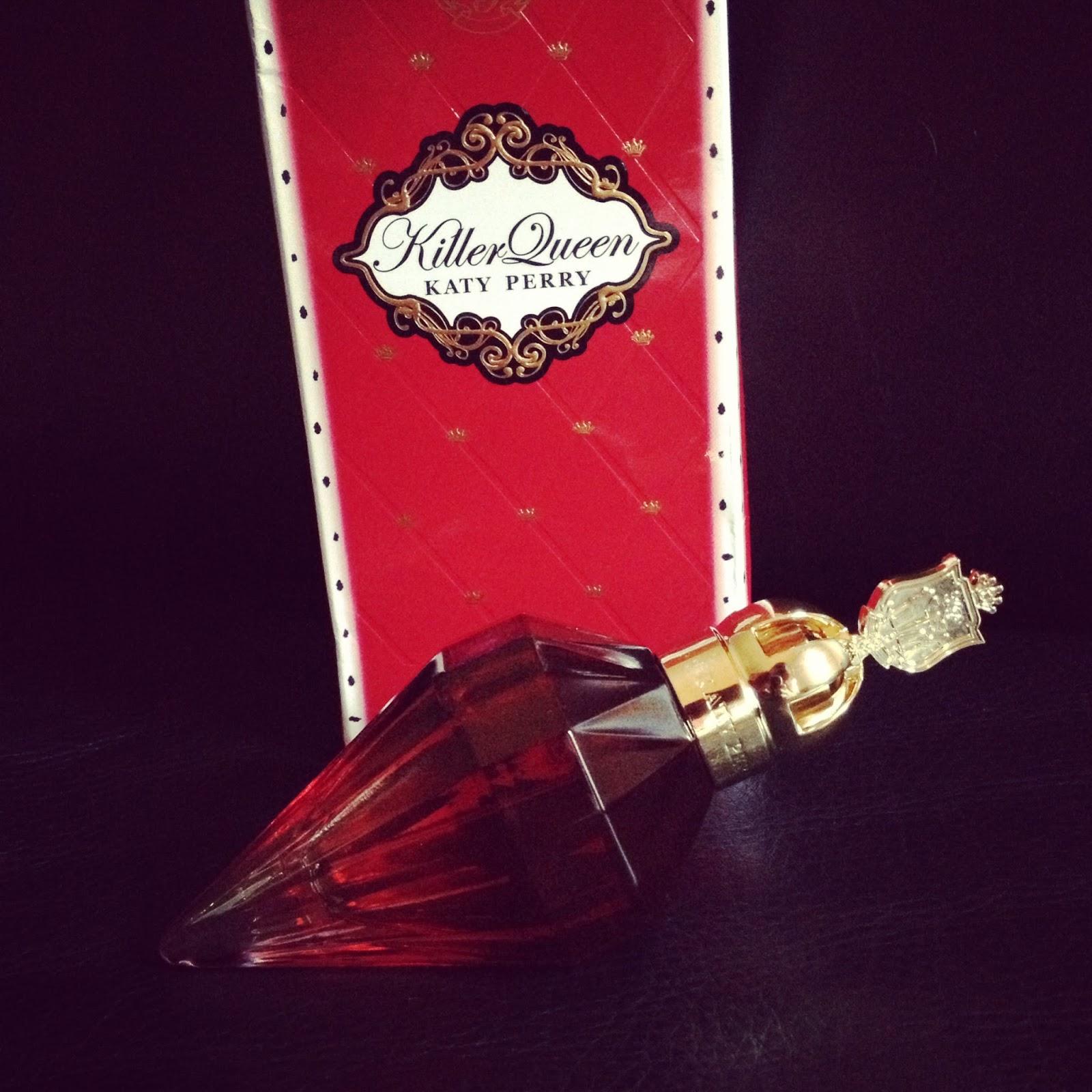 Nước hoa phái nữ RubiđỏKaty PerryEau De Parfum Killer Queen