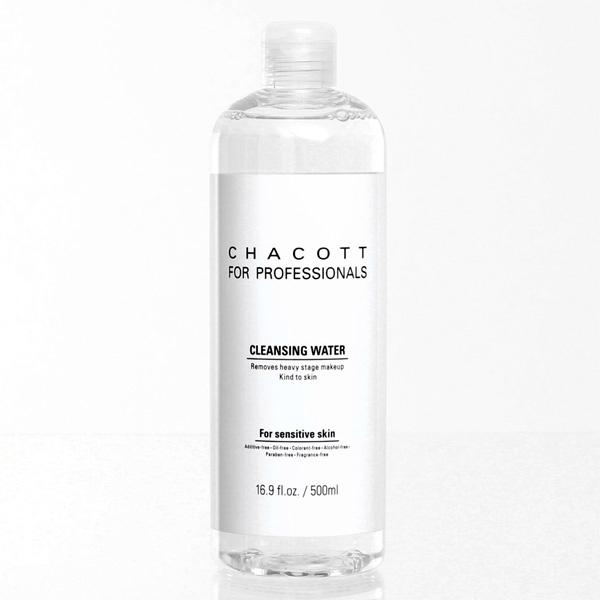 Nước tẩy trang Nhật Bản Chacott For Professionals Cleansing Water For Sensitive Skin
