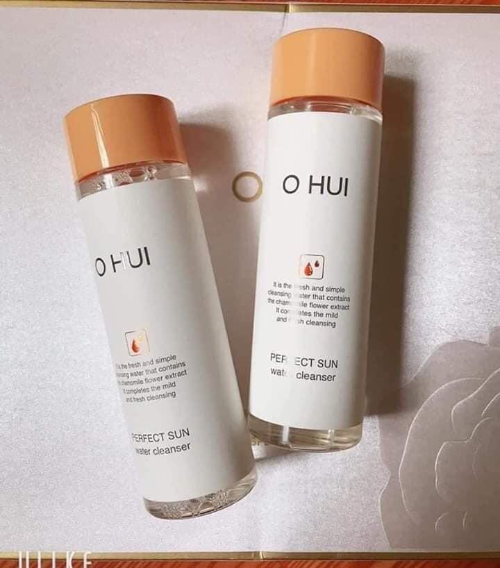 Nước tẩy trang Ohui Perfect Sun Water Cleanser 100 ml