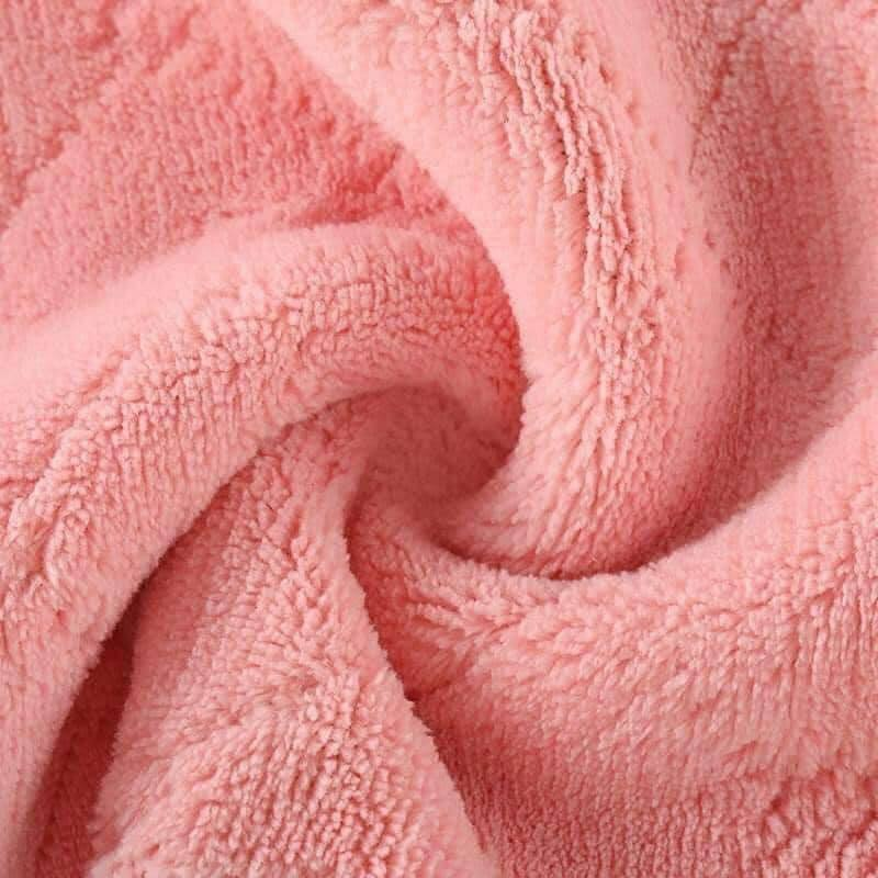 Set 10 khăn lau đa năng hai mặt