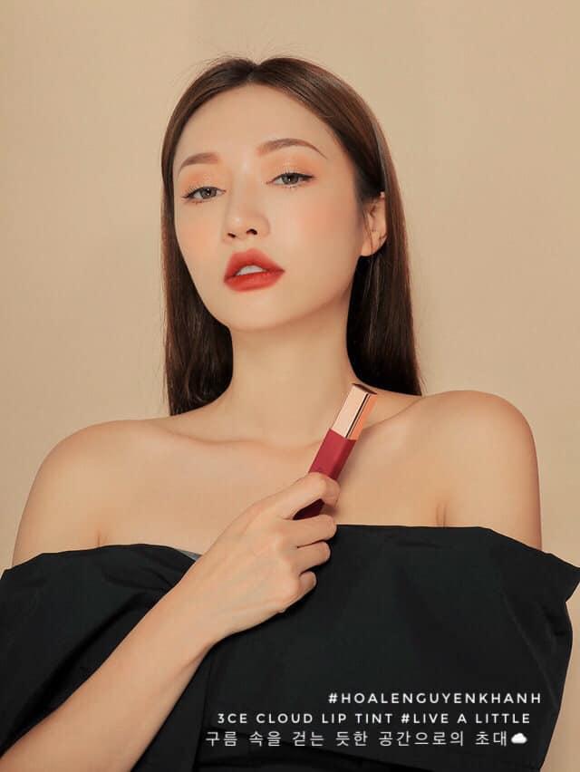 Son kem lì siêu hot 3CECloud Lip Tint của Stylenanda cho mùa hè 2019