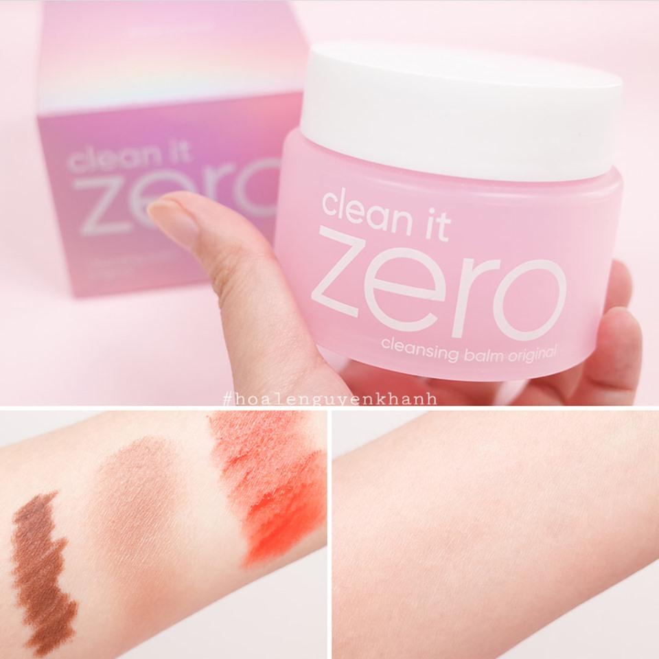 Tẩy trang dạng sáp Banila Co Clean It ZeroCleansing Balm Original