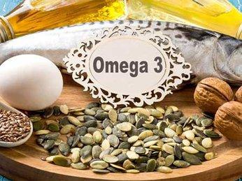 Trị mụn nội tiết hiệu quả với Omega 3