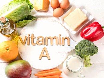 Nhóm vitamin A. Lợi ích của nhóm vitamin A